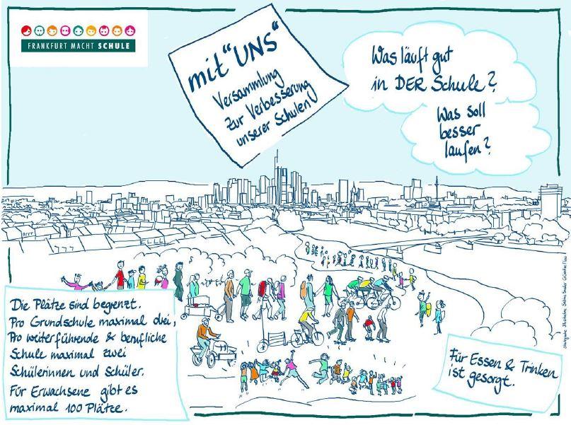 Erste Frankfurter Bildungskonferenz für Kinder, Jugendliche und junge Erwachsene