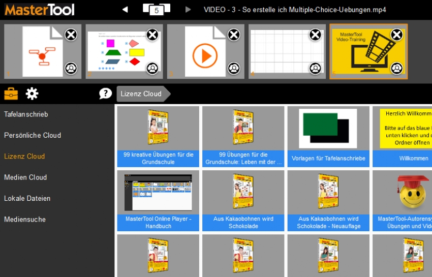 Mastertool – Multifunktionswerkzeug für den Unterricht
