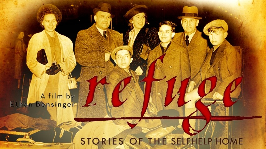 Screening: Refuge - Stories of the Selfhelp Home